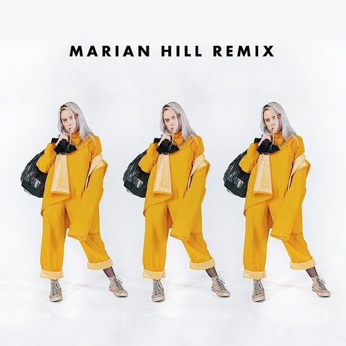 Billie Eilish - Bellyache (Marian Hill Remix) - Single