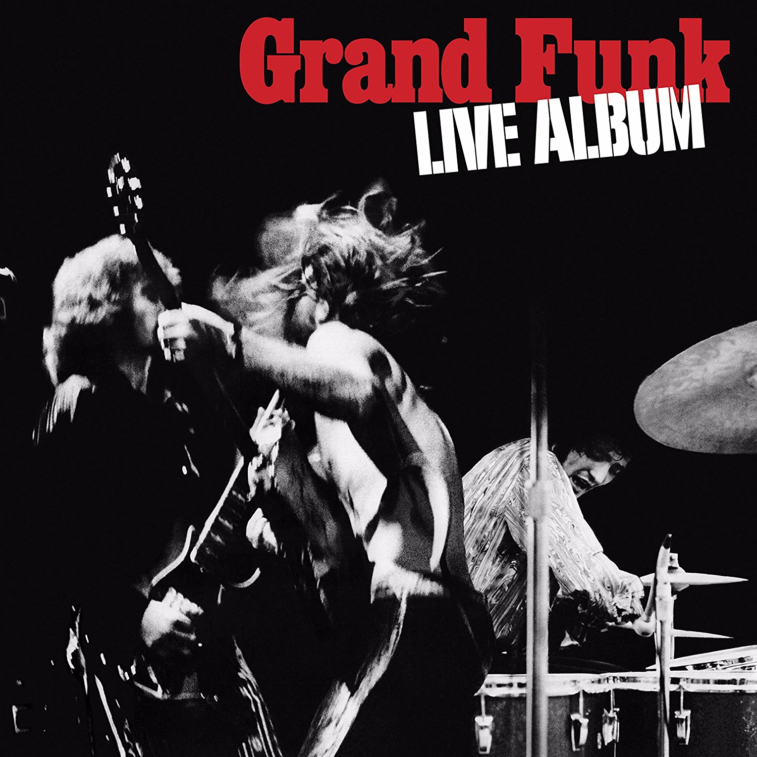 Grand Funk Railroad - Live Album (Audp) [Colored Vinyl] (Gate) [180 Gram] (Red) (Aniv)