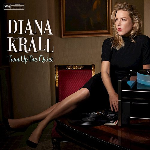 Diana Krall - Turn Up The Quiet [Import Limited Edition w/DVD]