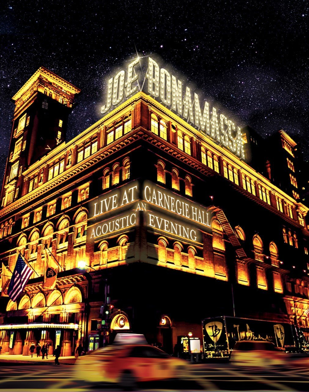 Joe Bonamassa - Live At Carnegie Hall: An Acoustic Evening [Blu-ray]