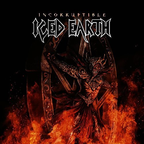 Iced Earth - Incorruptible [Indie Exclusive Limited Edition Red 2LP w/Etching]