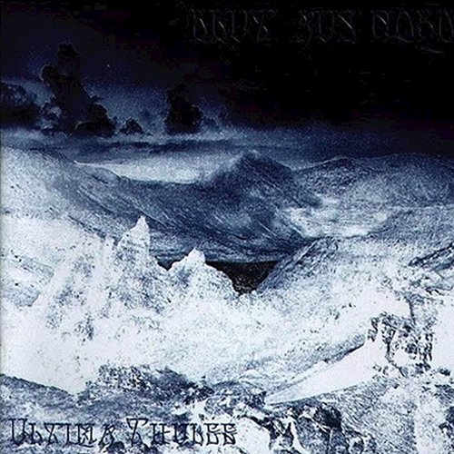 Blut Aus Nord - Ultima Thulee [Clear with Blue Splatter 2LP]