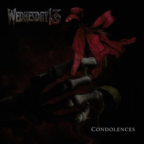 Wednesday 13 - Condolences [Limited Edition Gray w/ Black Splatter LP]