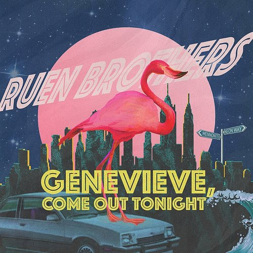 Ruen Brothers - Genevieve, Come Out Tonight - Single