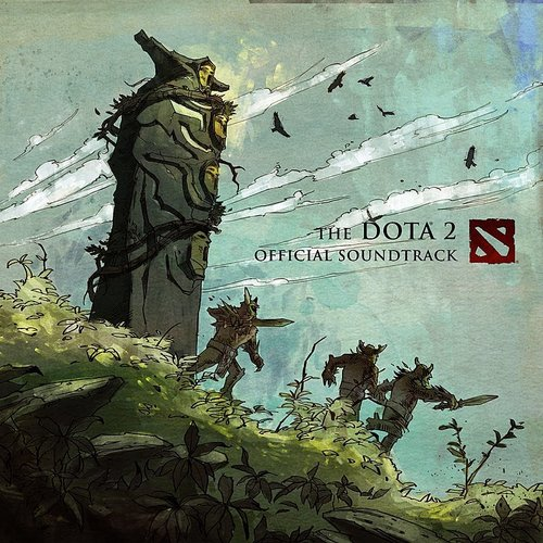Valve Studio Orchestra - The DOTA 2 (The Official Soundtrack)