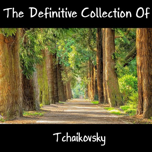 Pyotr Ilyich Tchaikovsky - The Definitive Collection Of Tchaikovsky