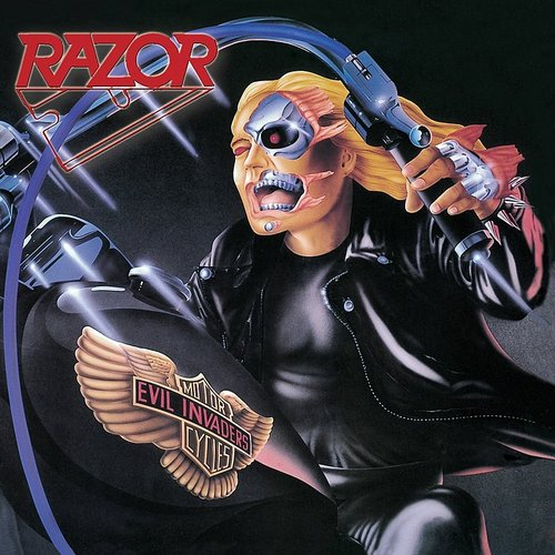 Razor - Evil Invaders [Reissue] (Uk)