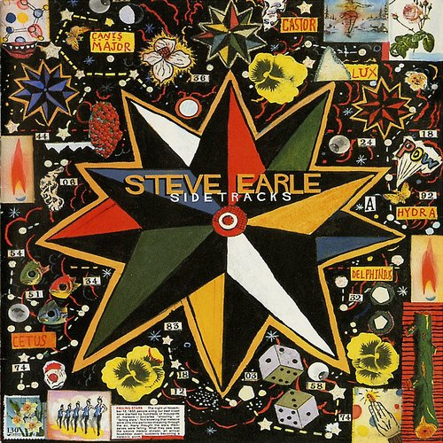 Steve Earle - Sidetracks [Import]