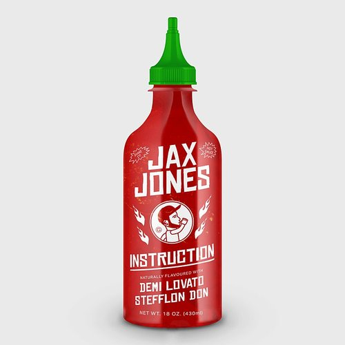 Jax Jones - Instruction - Single