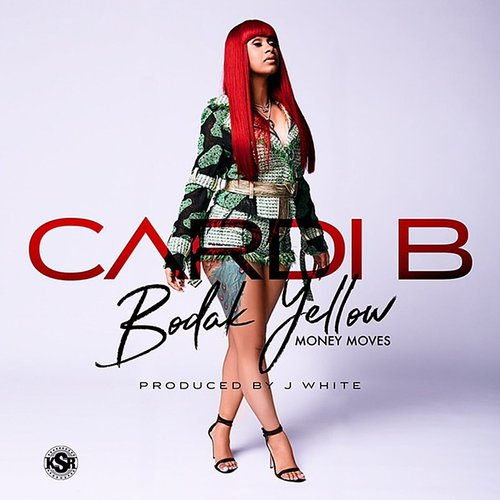 Cardi B - Bodak Yellow - Single