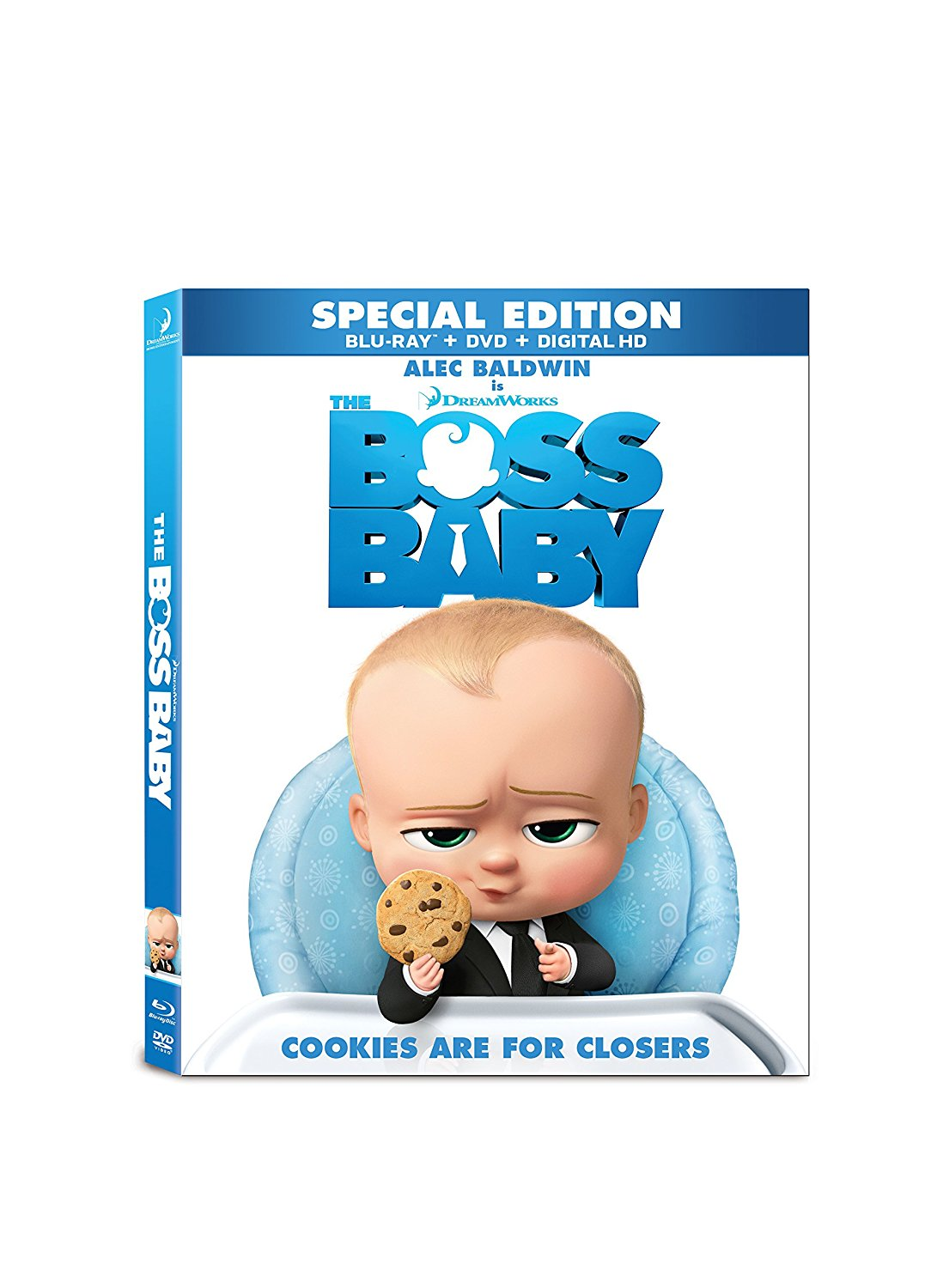 The Boss Baby [Movie] - The Boss Baby