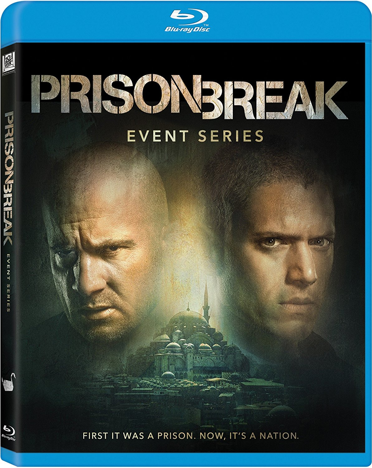 Prison Break [TV Series] - Prison Break: Event Series