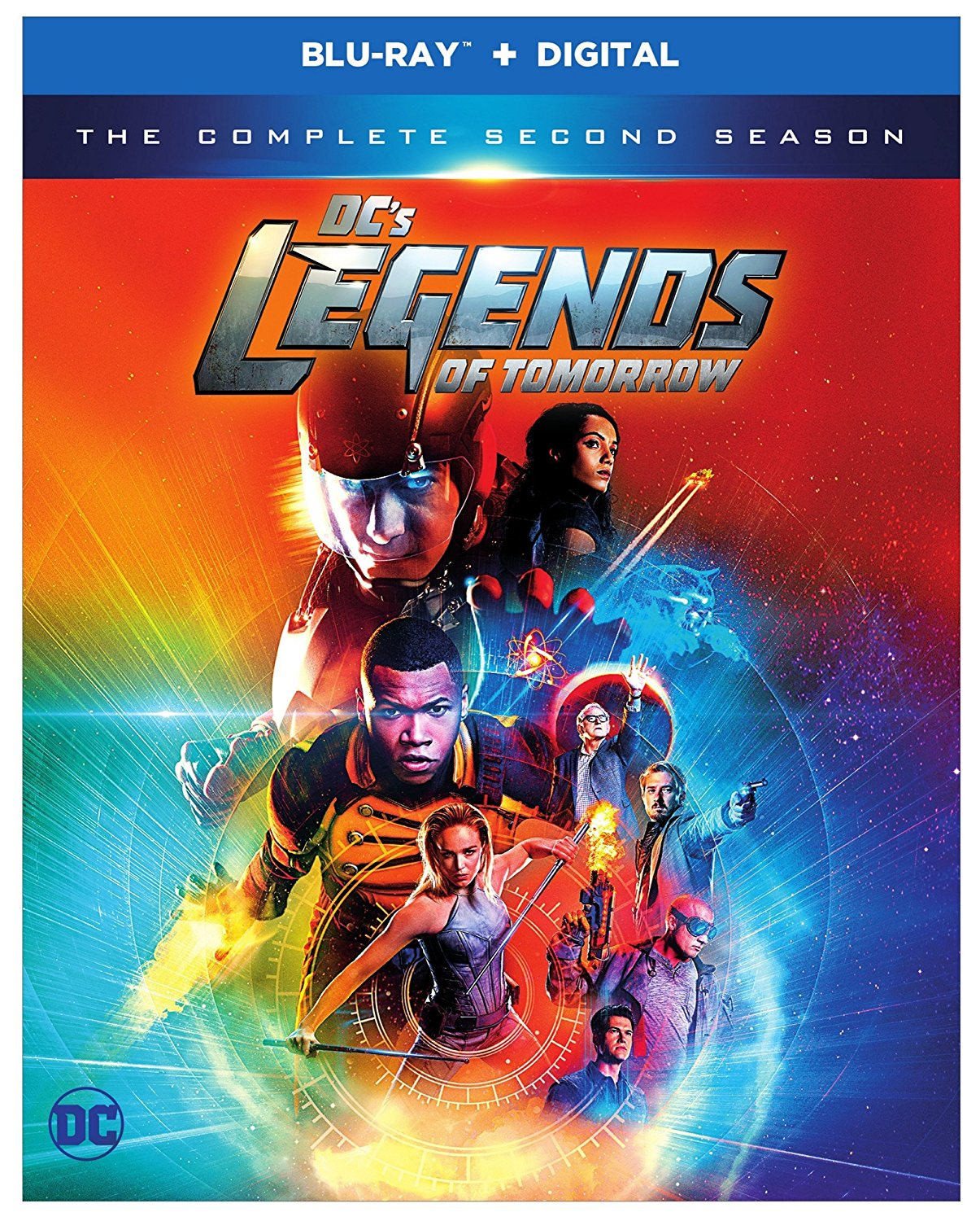 DC's Legends of Tomorrow [TV Series] - DC's Legends Of Tomorrow: The Complete Second Season