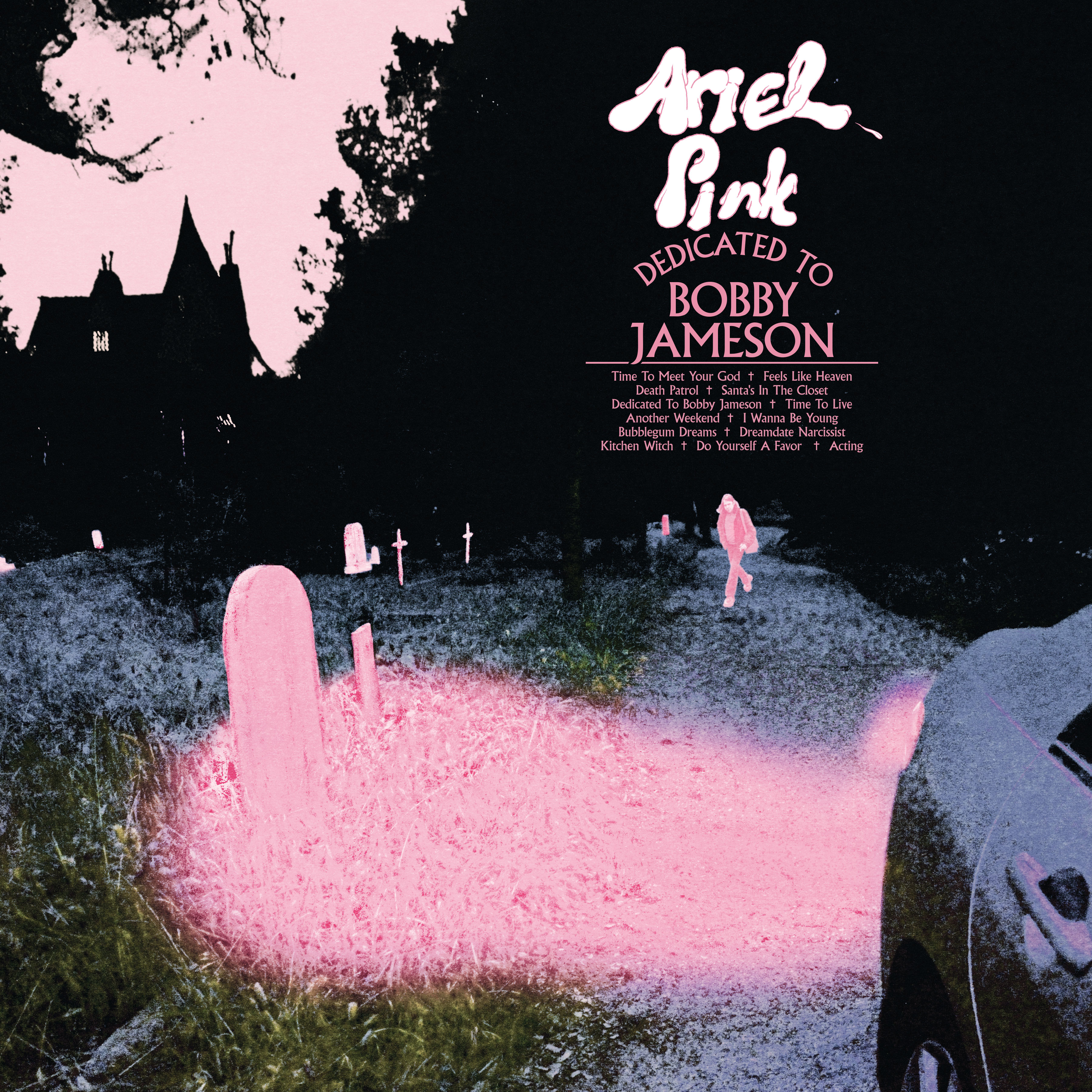 Ariel Pink - Dedicated To Bobby Jameson [LP]