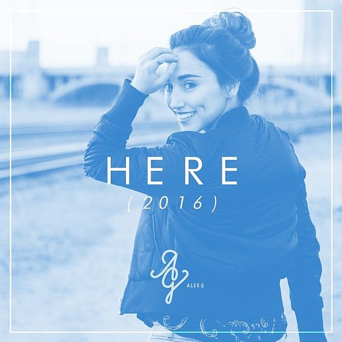 Alex G - Here - Single