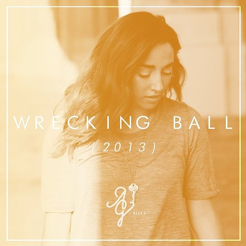 Alex G - Wrecking Ball (Live Acoustic Version) - Single