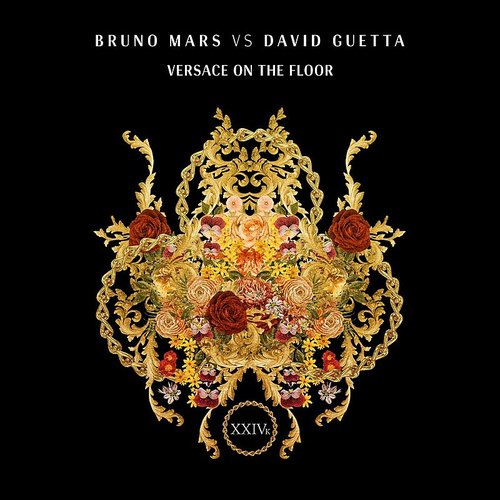 Bruno Mars - Versace On The Floor (Bruno Mars Vs. David Guetta) - Single