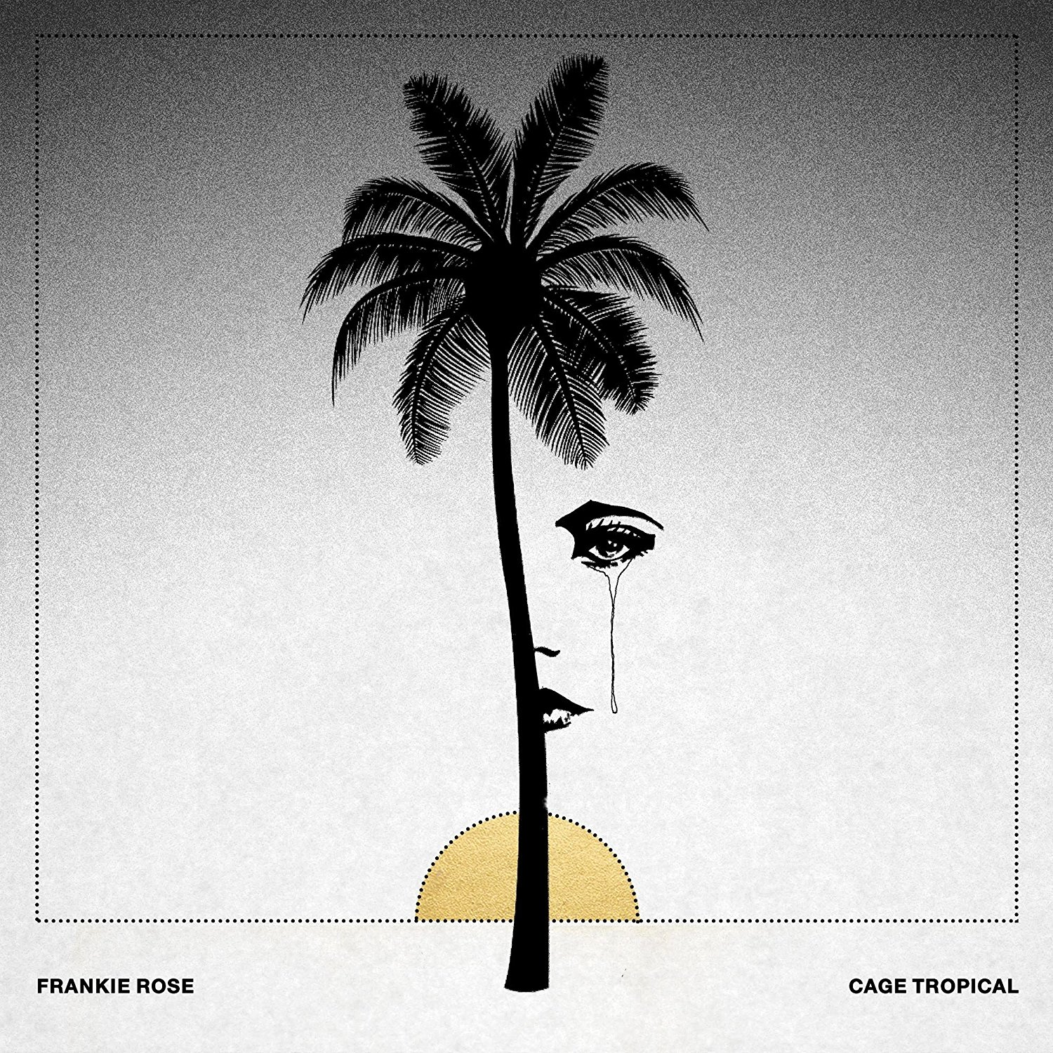 Frankie Rose - Cage Tropical [Limited Edition White LP]