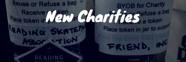 July's Charities: Reading Skatepark or Friend, Inc.