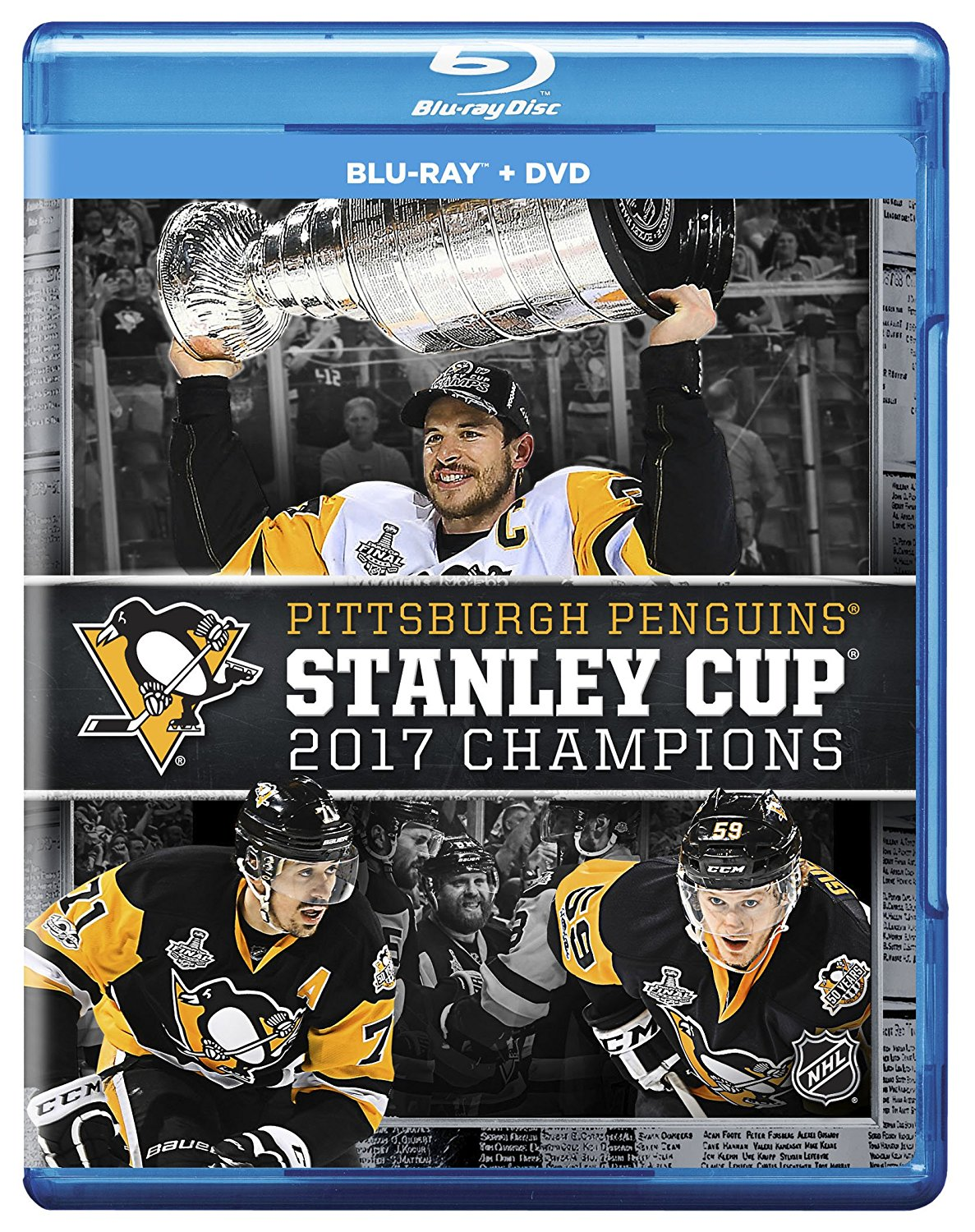 - 2017 Stanley Cup Champions