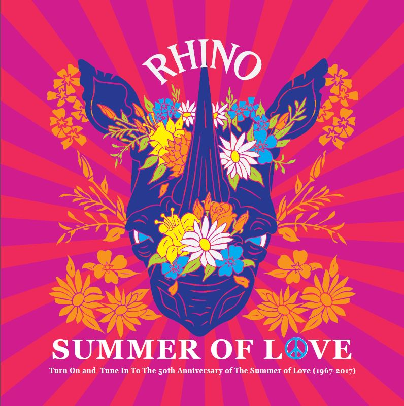 RHINO SUMMER OF LOVE