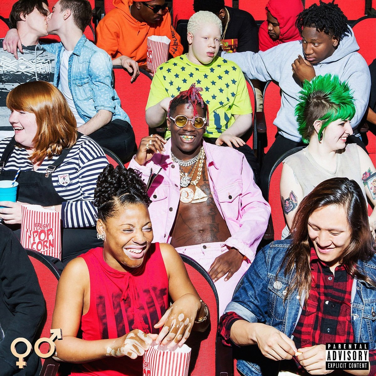 Lil Yachty - Teenage Emotions [Pink 2LP]