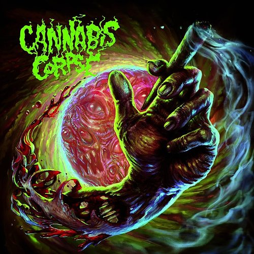 Cannabis Corpse - Left Hand Pass - Single
