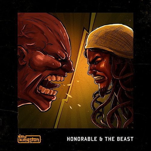 New Kingston - Honorable & The Beast - Single