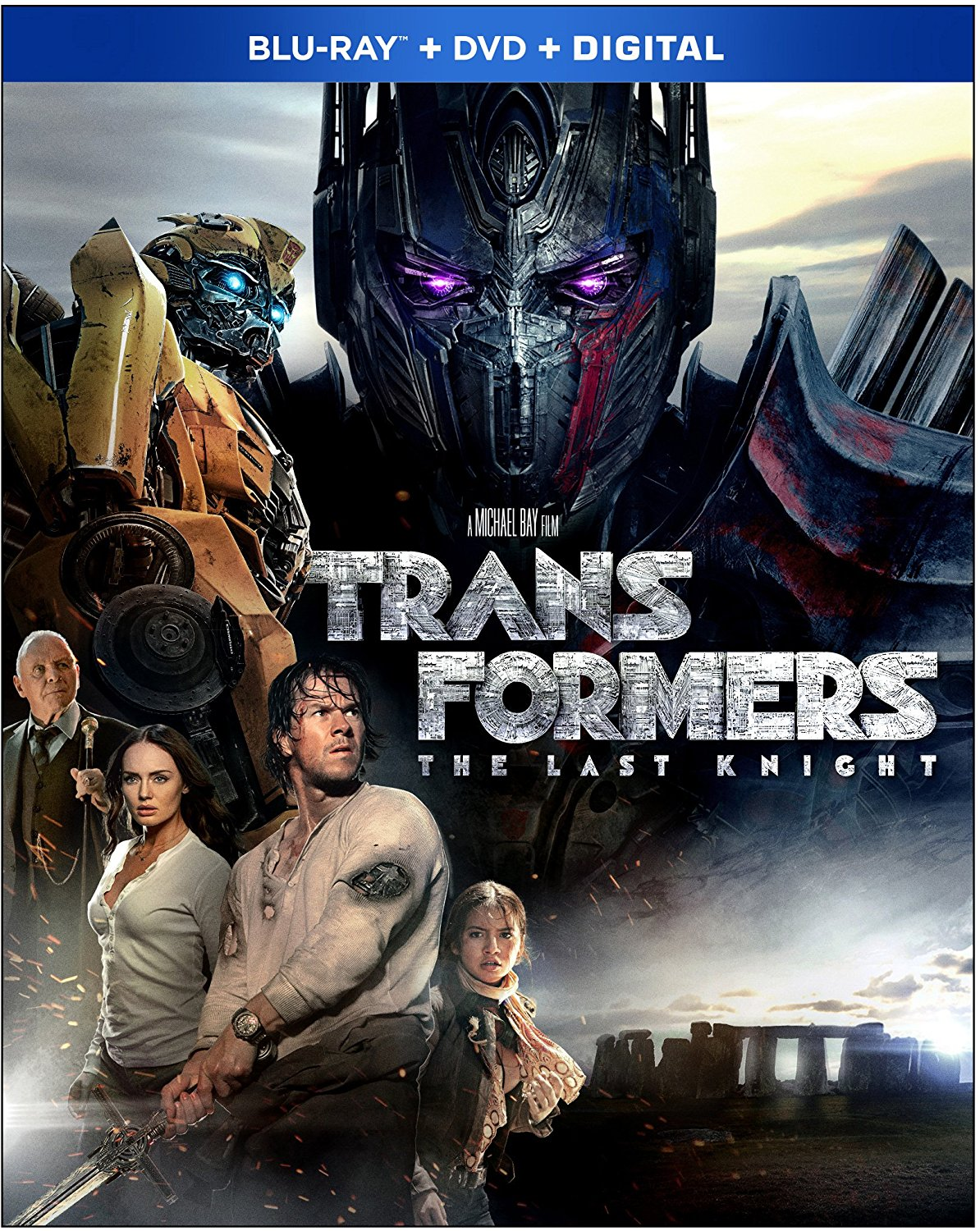 Transformers [Movie] - Transformers: The Last Knight