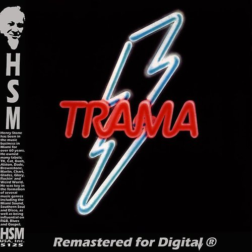 Trama - Trama [Colored Vinyl] (Wht) (Uk)