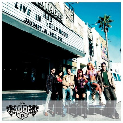 Rbd - Live In Hollywood (CD+DVD)