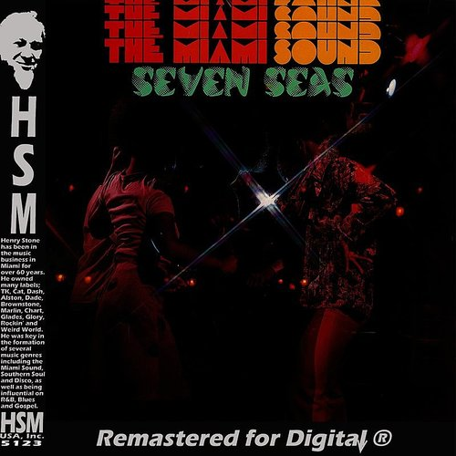 Seven Seas - Miami Sound (Jpn)