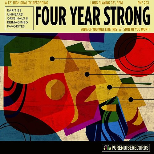 Four Year Strong - Some of You Will Like This, Some of You Won't [Import LP]