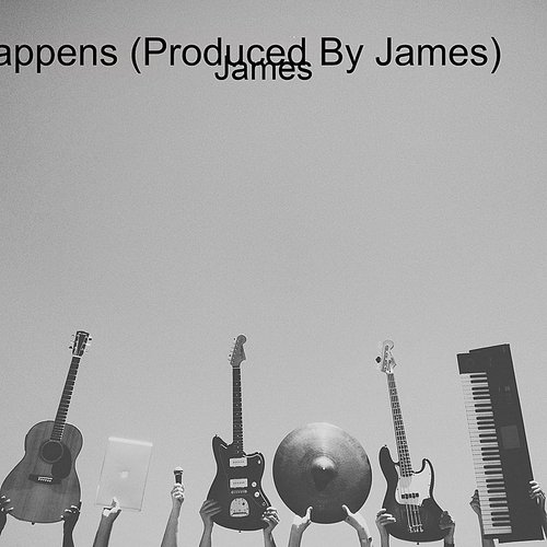 James - It Happens (Produced By James) - Single