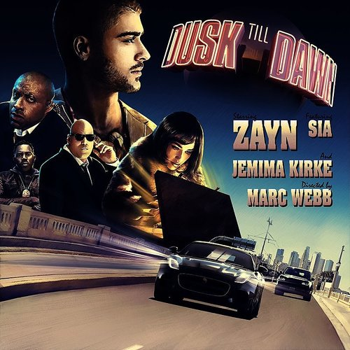 Zayn - Dusk Till Dawn - Single