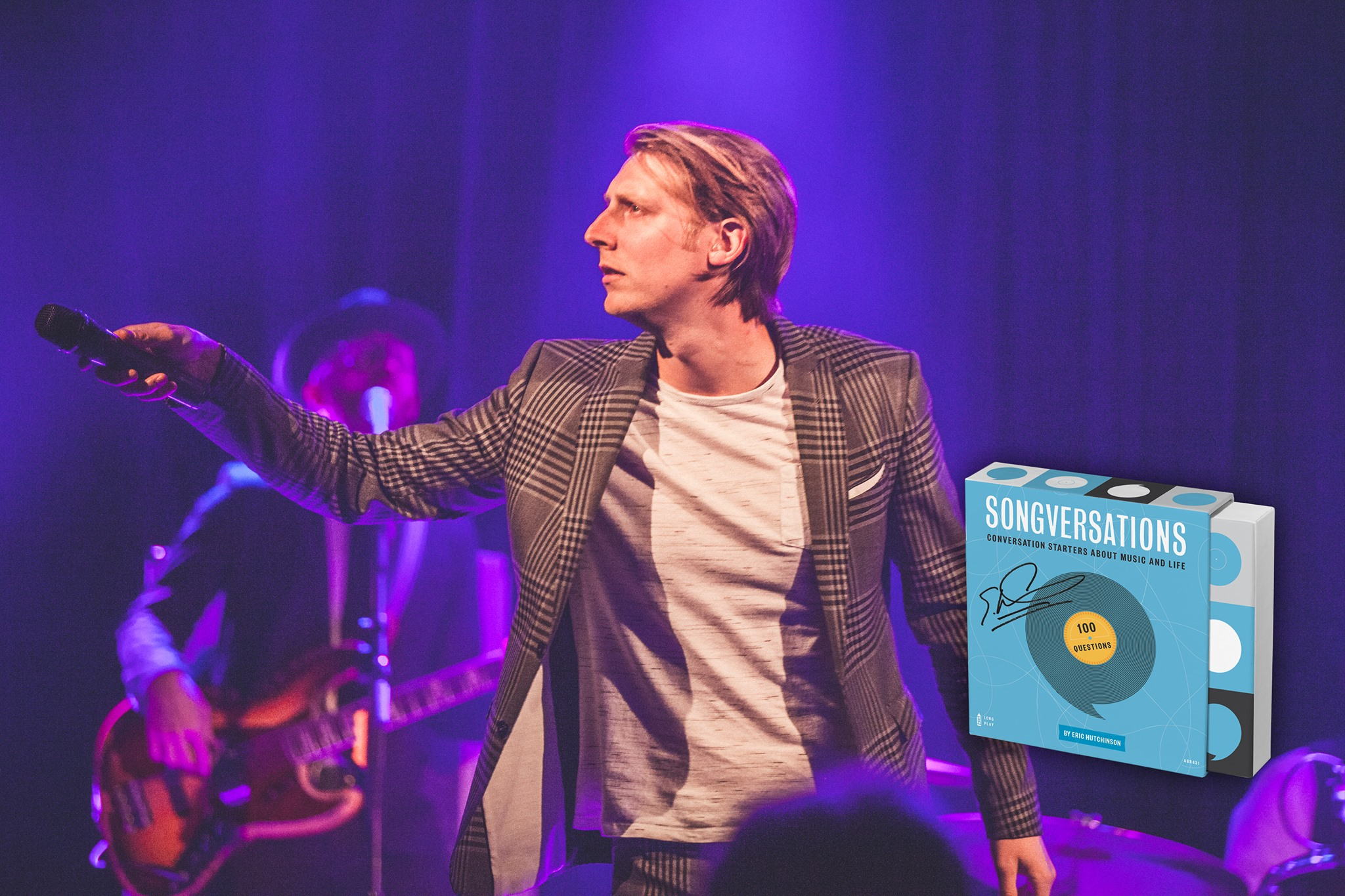 Eric Hutchinson Appearance