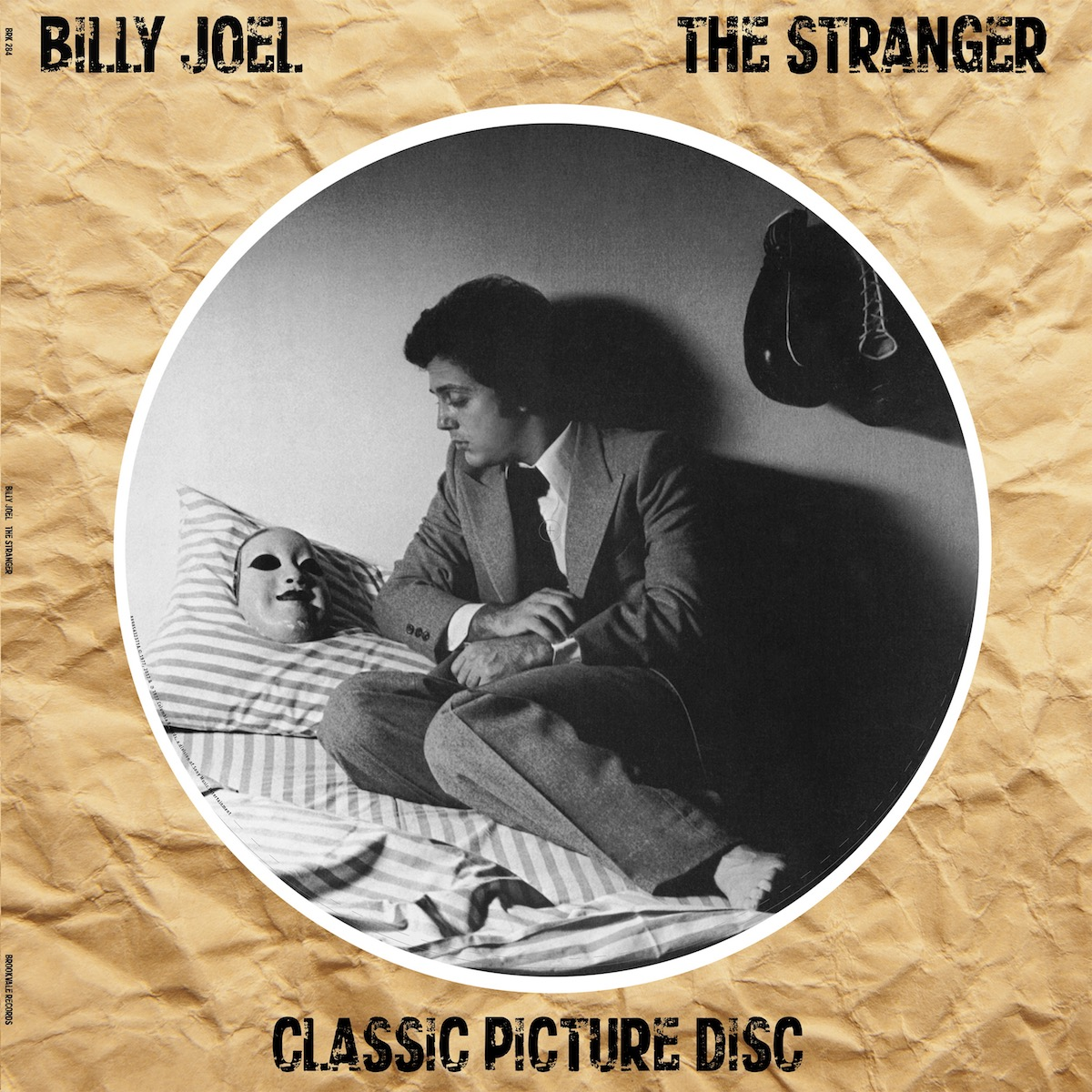 Billy Joel - The Stranger [Picture Disc LP]