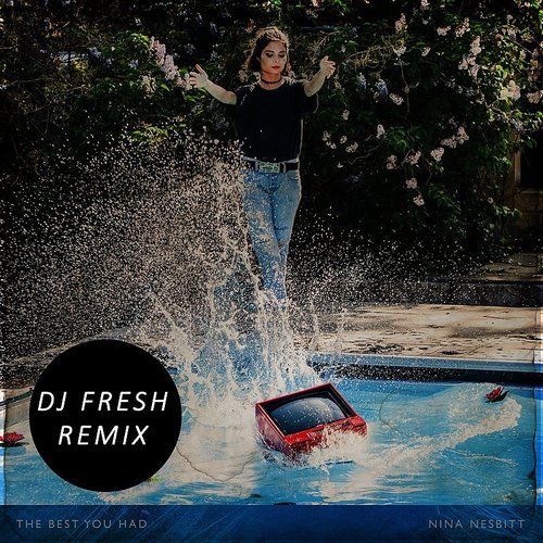 Nina Nesbitt - The Best You Had (DJ Fresh Remix) - Single