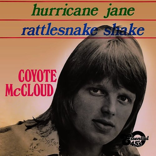 Coyote McCloud - Hurricane Jane / Rattlesnake Shake (Digital 45)