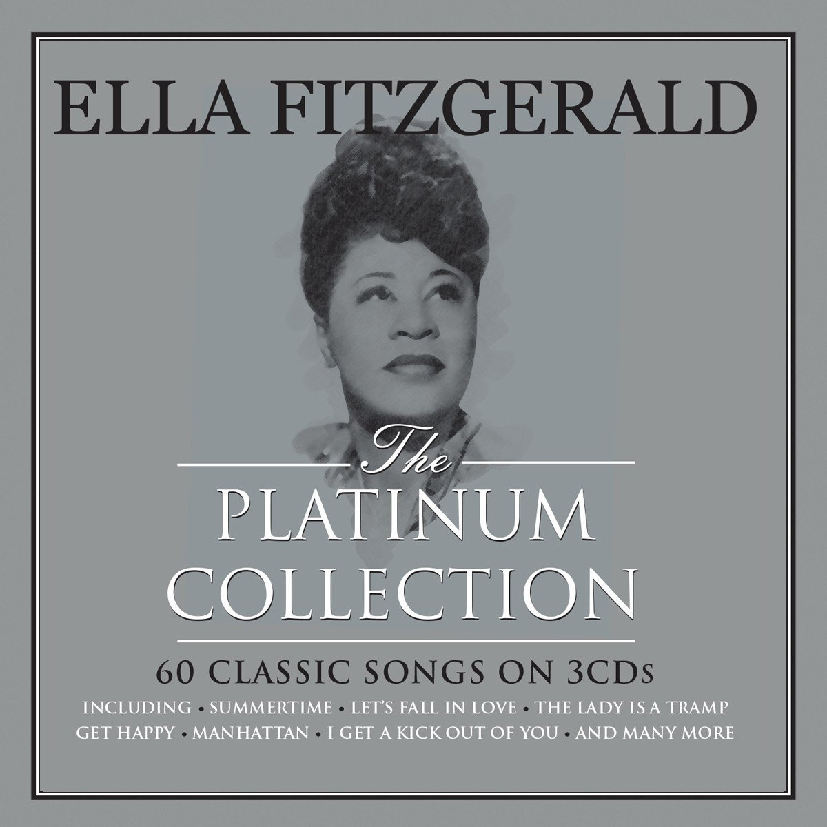 Ella Fitzgerald - Platinum Collection (Uk)