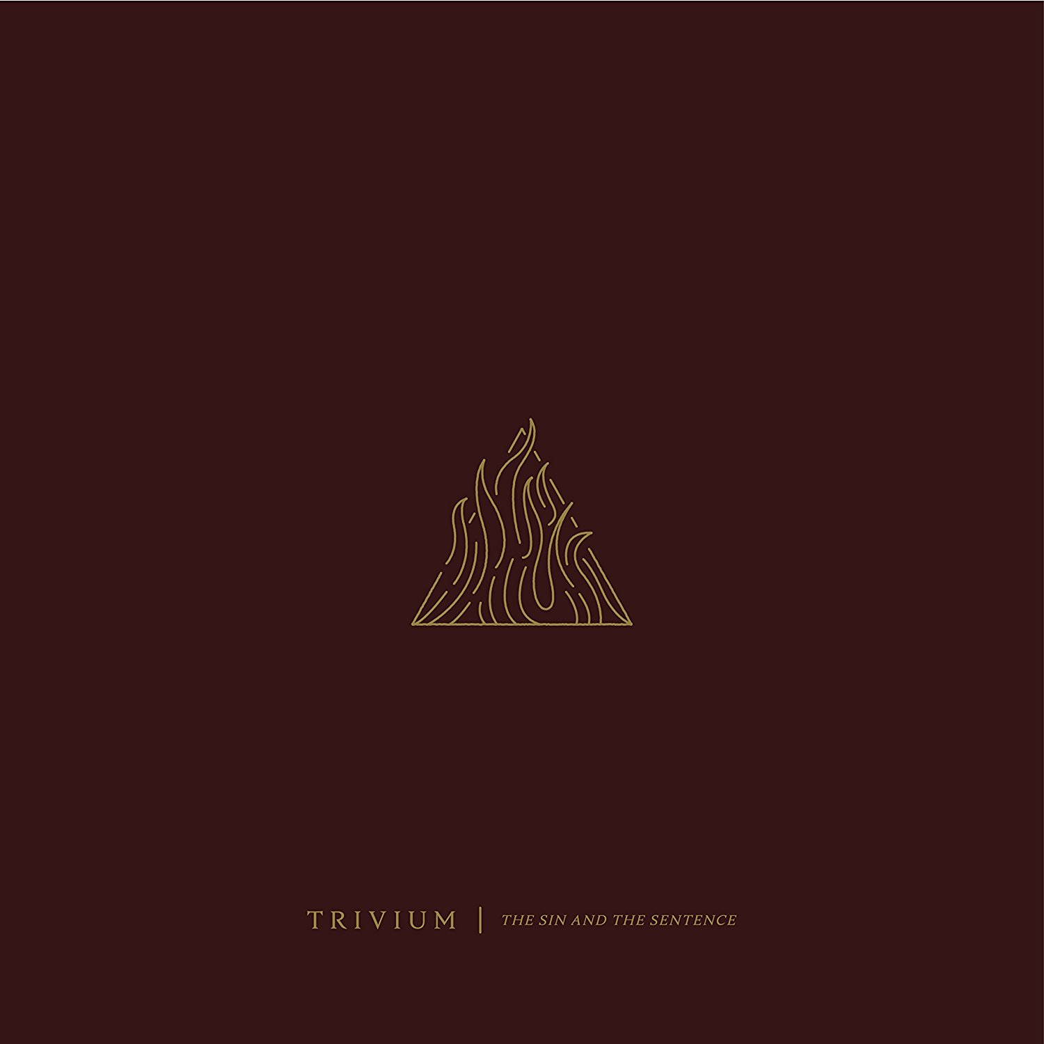 Trivium - The Sin And The Sentence [LP]