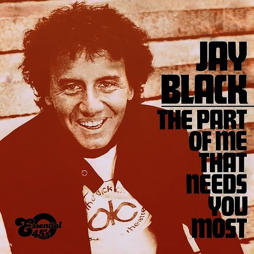 Jay Black - The Part Of Me That Needs You Most / You Stole The Music (Digital 45)