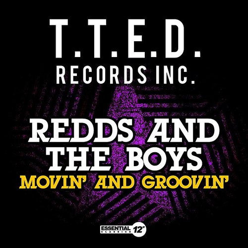 Redds And The Boys - Movin' And Groovin' EP