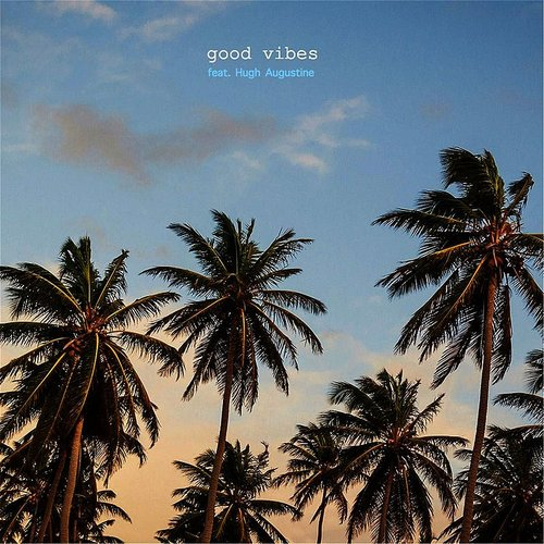 Te'amir - Good Vibes (Feat. Hugh Augustine) - Single