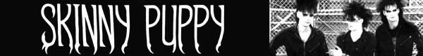 Skinny Puppy - Remission: Remastered [LP] & Bites: Remastered [LP]