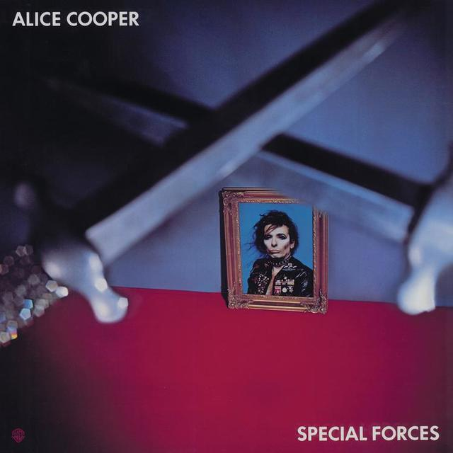 Alice Cooper - Special Forces [Rocktober 2017 Limited Edition White LP]