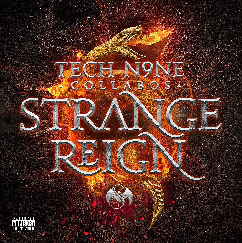 Tech N9ne Collabos Strange Reign Deluxe 2cd Oz Music