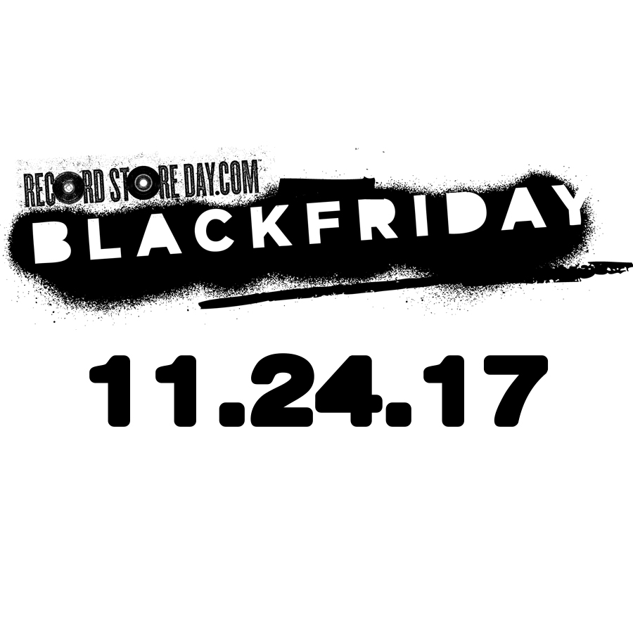 RECORD STORE DAY BLACK FRIDAY