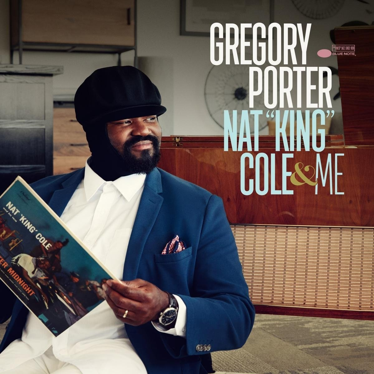 Gregory Porter - Nat King Cole & Me [Deluxe Edition]