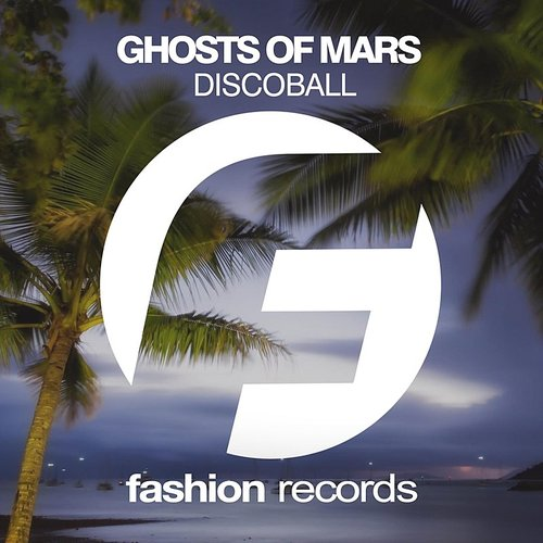 Ghosts Of Mars - Discoball